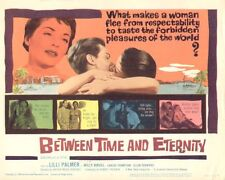 Between Time and Eternity 11x14 Lobby Card #1 (title card)