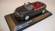 Artículos de automodelismo y aeromodelismo color principal gris Audi escala 1:43