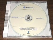Motorola GP300 / GM300 Radio Service Software CPS ENVN4005S R03.09.03 NEW! BEST!