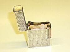 S.T. DUPONT PARIS BRIQUET POCKET PETROL WICK LIGHTER - MADE IN FRANCE -RARE