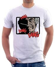 Breaking Bad Ding Ding Dong Hector SALAMANCA white printed t-shirt 9653
