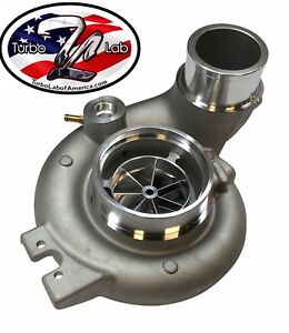 HE351CW 67mm Billet Compressor Wheel and  Compressor Housing Upgrade