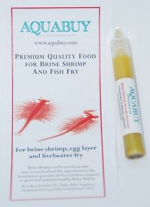Baby Fish Food -  Fry Food - Shrimp Food 15ml