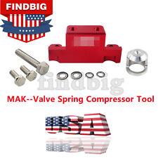 New Valve Spring Compressor Tool For Honda Acura K20, K24, F20C, F22C Red USA