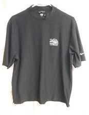 Nike Golf Dri Fit Uv Harmony Golf Preserve Shirt Large