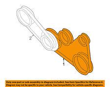 NISSAN OEM-Serpentine Drive Fan Belt 119202Y501