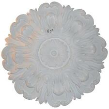 R05 Large Ceiling Rose in Fibrous Plaster - 790mm - COLLECTION ONLY