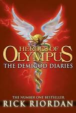 The Demigod Diaries (Heroes of Olympus) by Rick Riordan (Hardback, 2012)
