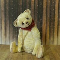 OOAK Artist teddy bear  9""