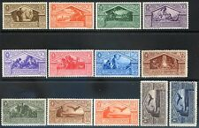 Regno d'Italia 1930 Virgilio S58 n. 282/290 + P.A. n. A21/A24 ** (l141)