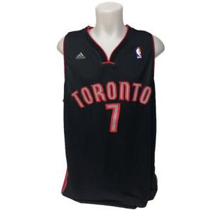 New NBA Toronto Raptors Bargnani #7 Swingman Jersey 2XL Collectors Item Black