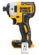 "DEWALT DCF887 20V 20 Volt 1/4"" 3 Speed lithium Ion Impact Driver Tool DCF887B"