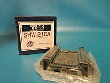 THK SHW21CA1SS GK, Linear Motion Guide Bearing Block, SHW-21CA