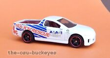 2012 Matchbox Loose 2008 Holden UTE SSV White Rock N Rescue AMAS Brand New