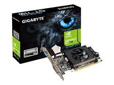 Grafikkarte NVIDIA GeForce GT 710 / 2GB / GIGABYTE Windows 10