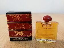 Opium by YSL EDT 7.5ml for Women Mini Perfume Miniature Fragrance
