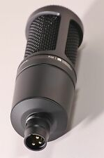 AUDIO-TECHNICA AT2020 Vocal & Guitar Recording Condenser Microphone vocalist mic