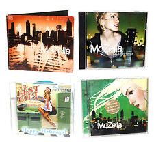 SET 5 CDs MoZella (I Will, The Best Gift, EP, Freezing, AAA Sampler) PROMO Rare