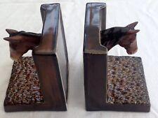 SYLVAC - HORSE BOOKENDS