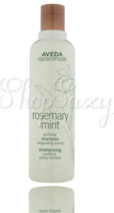 AVEDA ROSEMARY MINT PURIFYING HAIR SHAMPOO 250ML 8.5OZ NEW 100% AUTHENTIC
