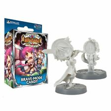 New Super Dungeon Explore Brave-Mode Candy Model & Cards Pack Figure Official