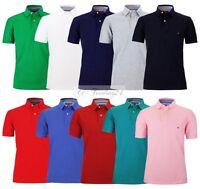 Tommy Hilfiger Poloshirt Shirt Gr. S - XXL Regular Fit Classic S M L XL XXL NEU
