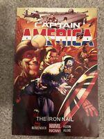 CAPTAIN AMERICA Volume 4 : The Iron Nail TPB (Marvel Now) Bendis