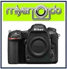 Nikon D500 UHD 4K Digital SLR Camera Body