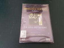 SHERLOCK HOLMES Collection * DVD * La casa del terrore ( Nuovo e Sigillato )