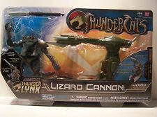 Thundercats Thunder Cats BanDai 2011 Lizard Cannon with Figure MOC