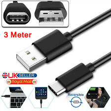 1m 2m 3m USB Type C 3.1 Fast Data Sync Charging Cable for Samsung Galaxy S8 S9 +
