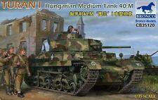 "Bronco 1/35 35120 Hungarian Medium Tank 40.M ""Turan"" I"