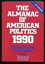 The Almanac of American Politics, 1990: 10th Edition BY National Journal