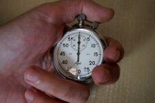 USSR Soviet Russian Mechanical Stopwatch Agat