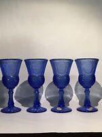 Vintage 1976 Fostoria Avon George Martha Washington Wine Glass