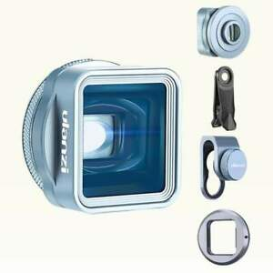 ULANZI II Generation 1.33XT Anamorphic Lens 17mm FOR UNIVERSAL PHONES