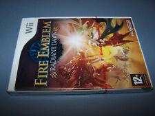 FIRE EMBLEM RADIANT DAWN - Nintendo WII - UK PAL -  NEW & FACTORY SEALED RPG