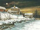Art Print, Framed or Plaque by John Rossini - Moon Shadows - JR313