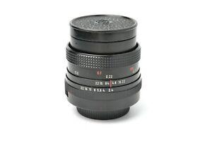 Carl Zeiss Jena MC Flektogon 2.4/35 lens M42 mount S/N 216776