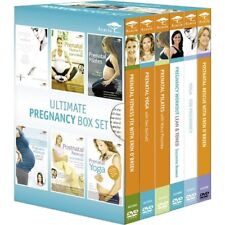 Ultimate Pregnancy Box Set Prenatal Post Natal Region 4 New DVD 6 Discs