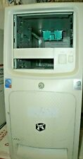 Gateway ATXSTF PC Tower - Beige Case only ATX Computer Parts Repair