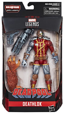 MARVEL LEGENDS DEADPOOL SERIES DEATHLOK ACTION FIGURE BAF SASQUATCH