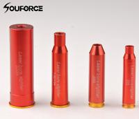 .45/9MM/12GA/7.62X39/.223REM Red Laser Bore Sight &Free Batteries Hunting US