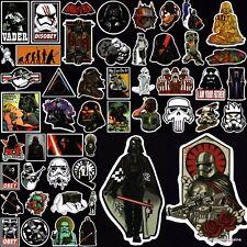 Star Wars Stickers 50+ Designs! Laptop Car Skateboard Waterproof Wall Vinyl
