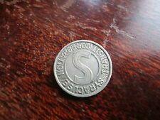 """Vintage New York  """"Syracuse"""" Transit Authority Good For One Fare Token"""