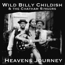 Childish,Wild Billy - Heavens Journey CD NEW!