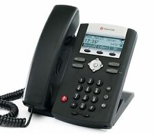 Polycom SoundPoint IP330 IP PHONE-TELEFONO-IVA Incl. & Warranty