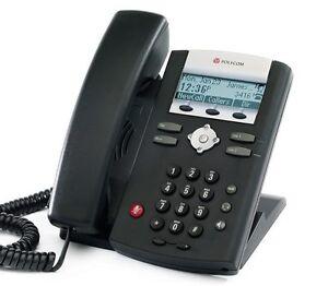 Polycom Soundpoint IP330 IP Phone - Telephone - Inc Warranty