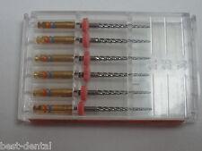 K3 Endodontic ni-ti file 0,06 rastremazione fatta da Sybronendo, vendiamo tutte le taglie