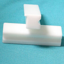 4 inch Soft Jaw Barrel Vise Pad Block V groove